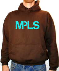 The Original Minneapolis MPLS heavy weight hoodie!