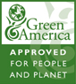 Green America - Approved for People and Planet